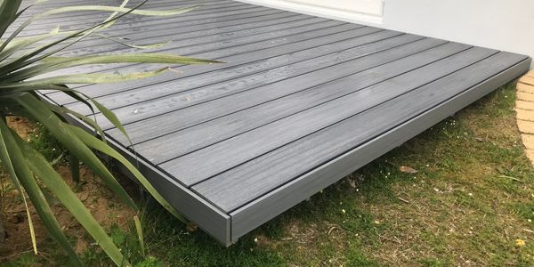 FreshDeck Seamless Edging, Fascia Boards