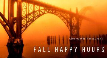 Voted Best Restaurant Newport Oregon - Clearwater Restaurant
