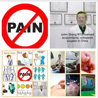 We specialize at pain management, sports injury...