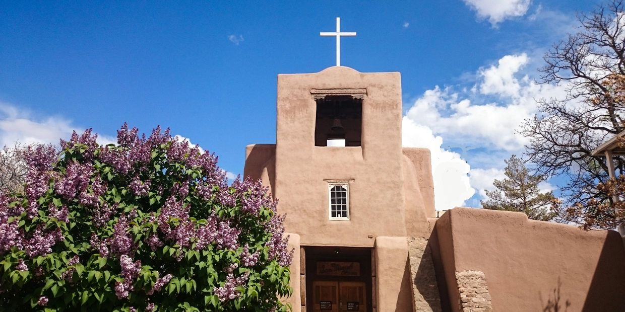 Discover San Miguel Chapel on your Santa Fe Walking Tour.