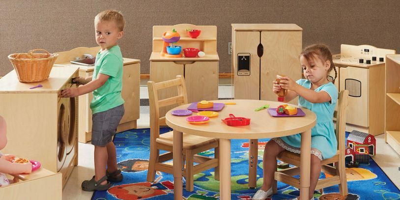 We sell early education and classroom furniture.