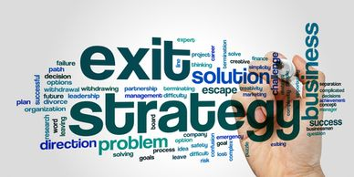 exit strategy, private equity