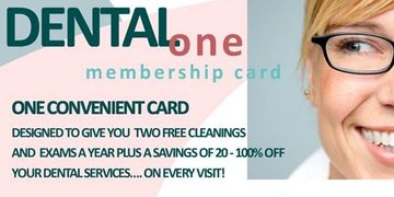 Dental Membership, Dental Promotion, Affordable dental work, affordable dental office, cheap dental