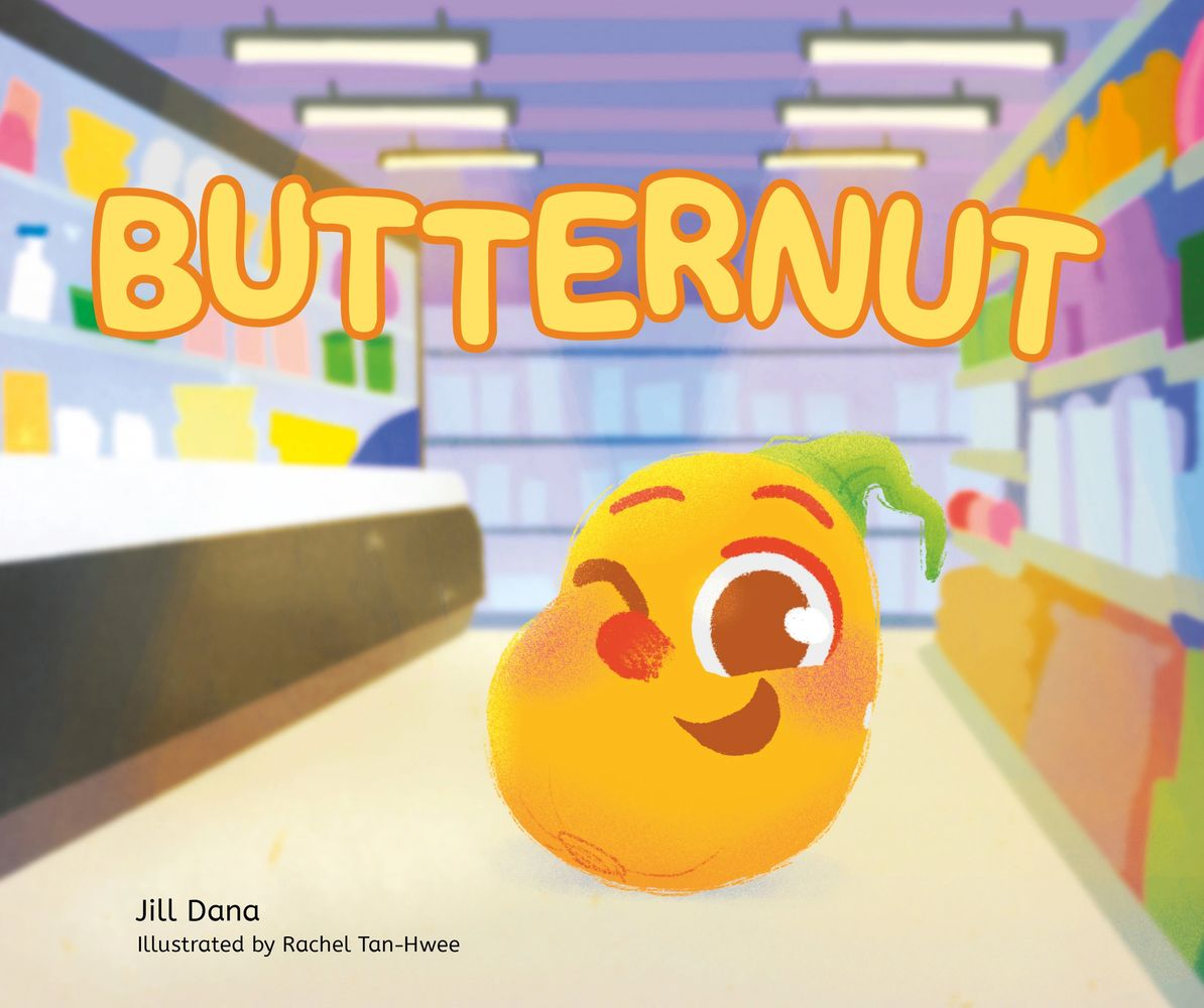 Cover photo of Butternut, Children's Picture Book