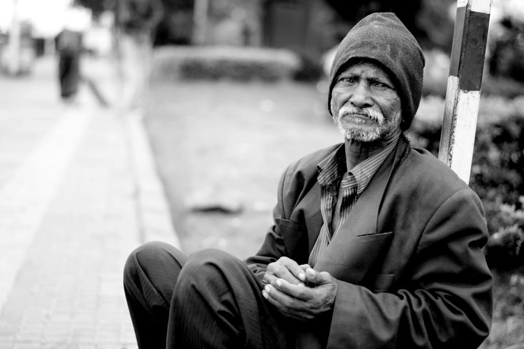 Homeless, las vegas, poverty, volunteer, outreach, homeless man, begging, street people