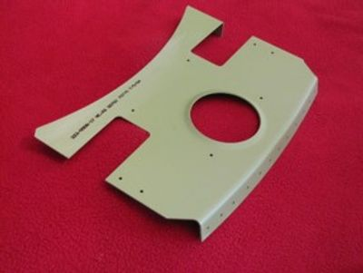 Hydroforming Deep Draw Beckwood Pad Press Triform Fluid Cell Tekpro Metal forming Sheet metal
