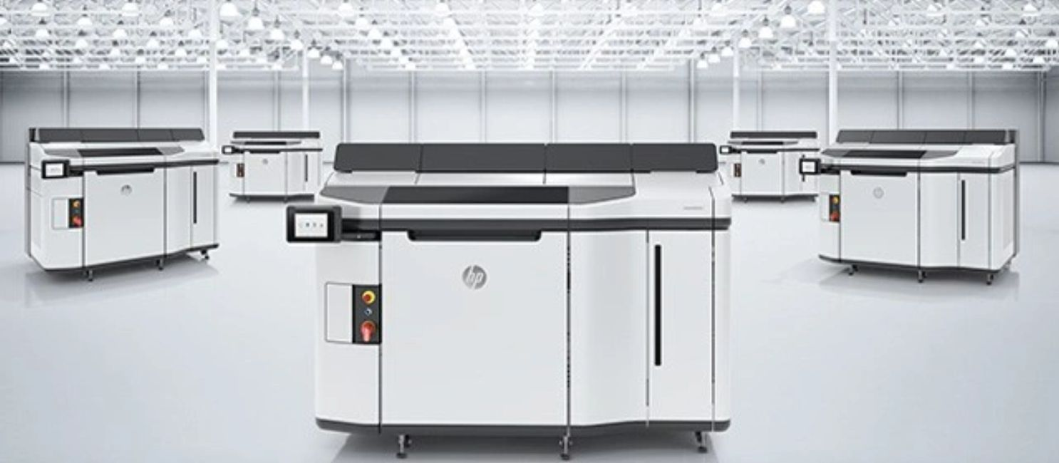 3D Printer, Additive Manufacturing, HP 3D Printer