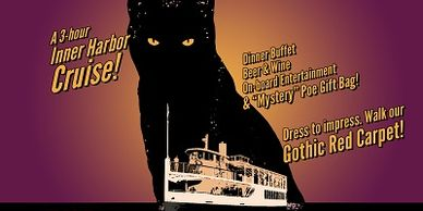 The Black Cat Ball aboard Raven!