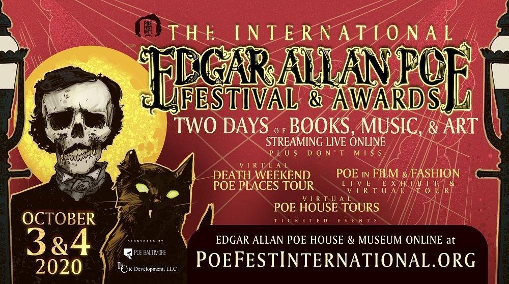Festival Program Poe Fest International