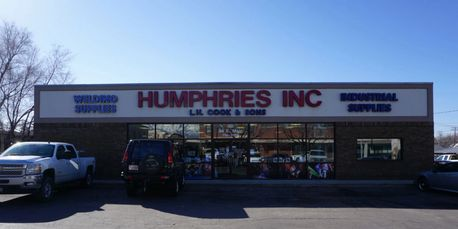 American Fork store location | Humphries