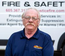Sioux Falls Fire and Safety Keith Lane