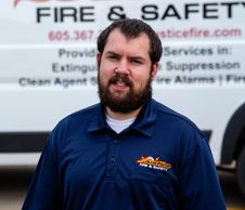 Sioux Falls Fire and Safety Sam Vollmer