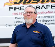 Sioux Falls Fire and Safety Brian Knopf