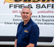 Sioux Falls Fire and Safety James Wagner