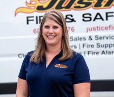 Sioux Falls Fire and Safety Leah Brenneman