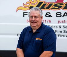 Sioux Falls Fire and Safety John Kjergaard