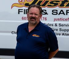 Sioux Falls Fire and Safety Jerry Justice