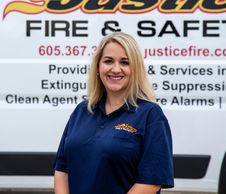 Sioux Falls Fire and Safety Lisa Brown
