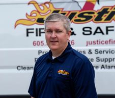 Sioux Falls Fire and Safety Scott Finch