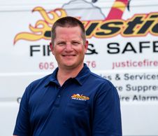 Sioux Falls Fire and Safety Mark Brenneman
