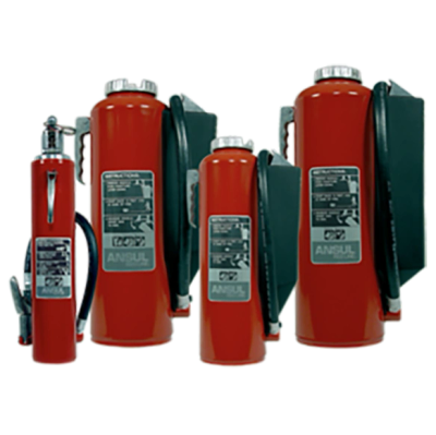 Sioux Falls Extinguisher Cartridge Operated
