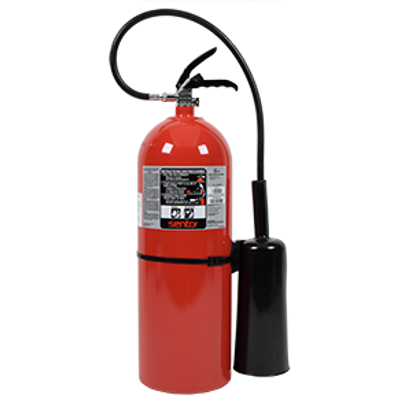 Sioux Falls CO2 Fire Extinguisher
