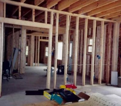 Basement Framing | Terre Haute, IN