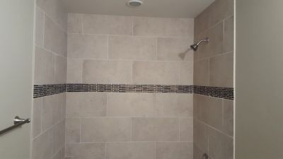 Tile Shower Remodel | Terre Haute, IN
