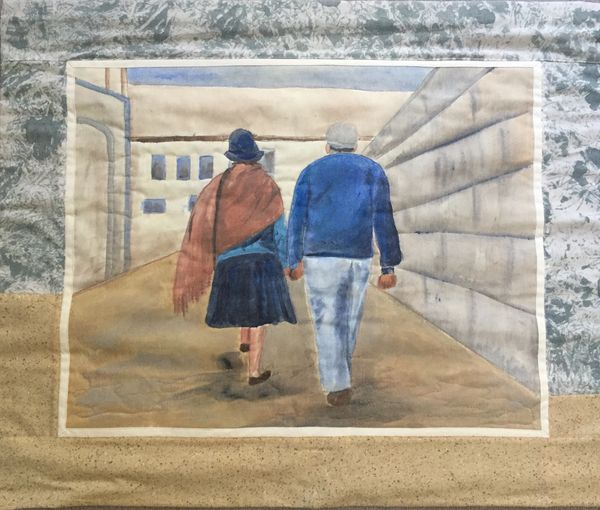 Looking Back Through Time, Seniors by Jean Weissman