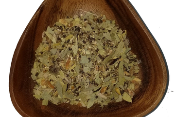 Loose Leaf Herbal Rooibos Licorice Ginger Slippery Elm