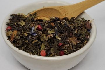 Chocolate Peppermint Pu-erh