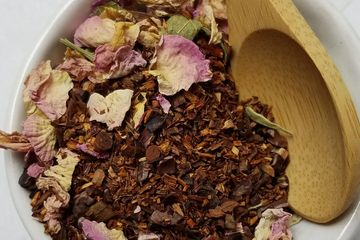Godiva Rose Petal Herbal Tea