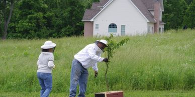 Crimson Creek Apiaries, LLC - Swarm Removal, Beekeeper | Crimson