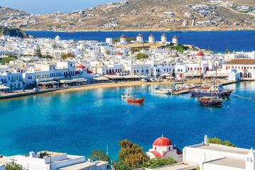 Greece Package 7 Nights