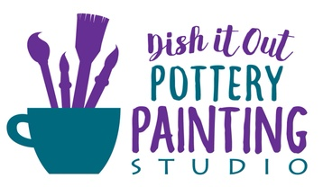 Dish It Out  Pottery Painting Studio