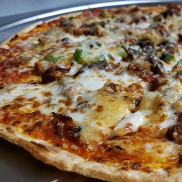 Known for our incredible Pizza! Come on In!