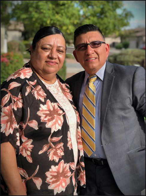 Word of Life Peoria AZ Pastor Oscar Garcia Jr and First Lady Estella Garcia