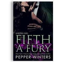 Fifth A Fury, by Pepper Winters