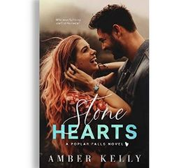 Stone Hearts, by Amber Kelly