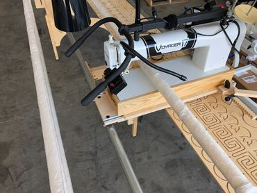 Voyager 17 Quilting Machine For Sale Used Long Arm Machines