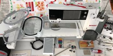 Used Bernina 880 Plus for sale