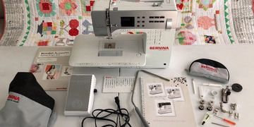Used Bernina 350 PE Patchwork Edition Sewing Machine For Sale
