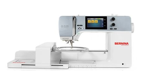 Used Bernina B 535 Sewing, Quilting, Embroidery Machine for sale
