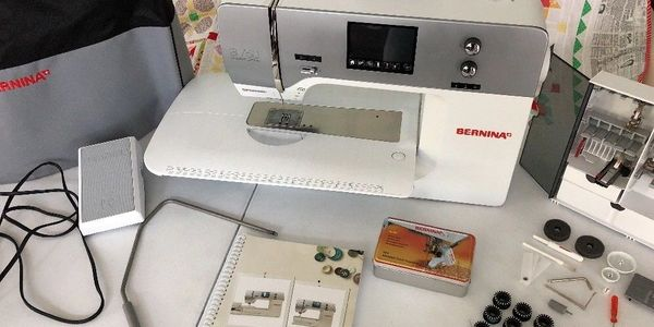 Used Bernina Sewing Machines For Sale   Long Arm Machines