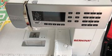 Used Bernina B 550 QE Quilters Edition For Sale