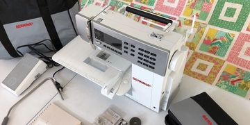 Used Bernina B 530 Sewing Machine For Sale