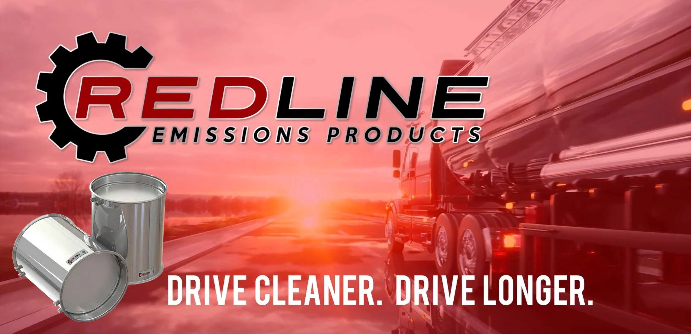 Redline Emissions Products - Diesel Particulate Filters - DPF - DOC