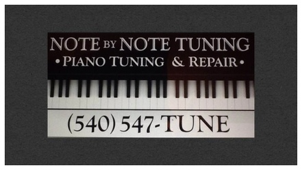 Note By note tuning
