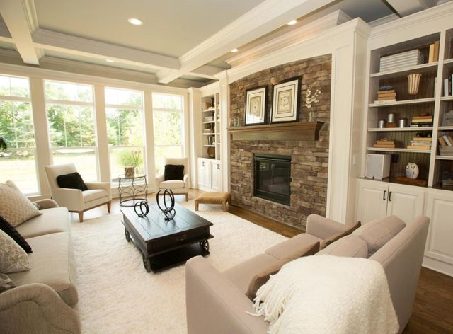 Great Rooms - A room for gathering and socializing