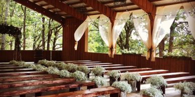 The Rustic Pavilion at Moore Farms Rustic Weddings and Event Barns